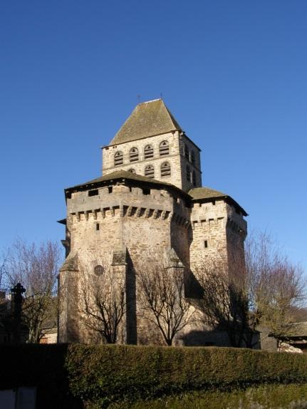 Eglise fortifiée de Boussac