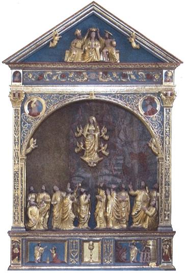 Le Retable de l'Assomption de la Couronne de Marie