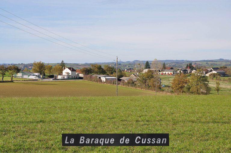 BARAQUE DE CUSSAN