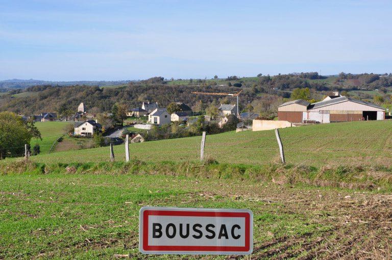 BOUSSAC